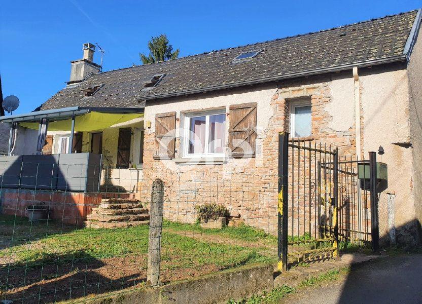 Maison à vendre 71m2 à Aubazines