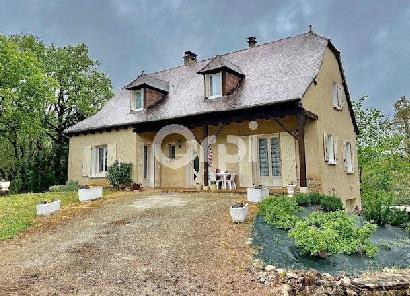 Maison à vendre 162m2 à Cressensac