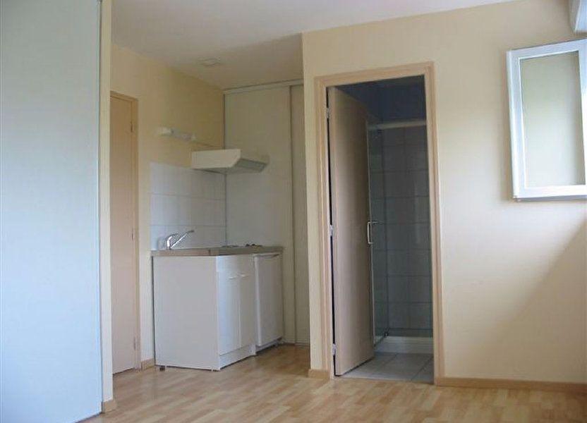 Appartement à louer 20.37m2 à Brive-la-Gaillarde