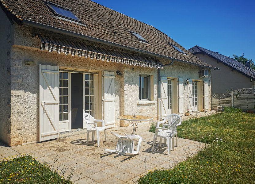 Maison à vendre 185m2 à Brive-la-Gaillarde