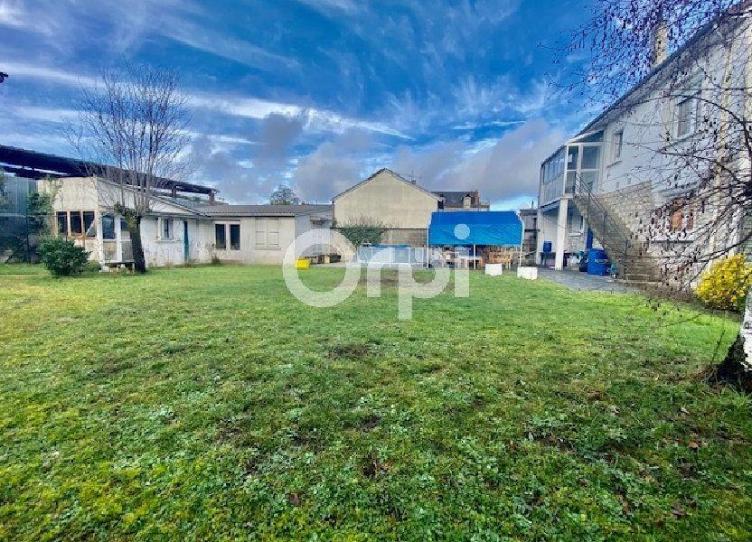 Maison à vendre 129m2 à Brive-la-Gaillarde