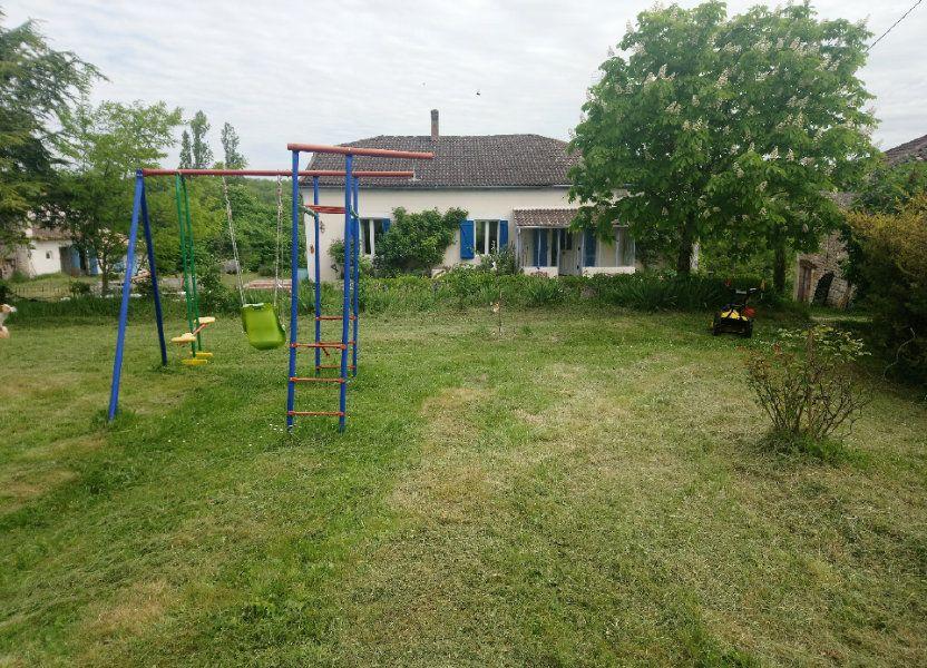 Maison à vendre 145m2 à Montaigu-de-Quercy