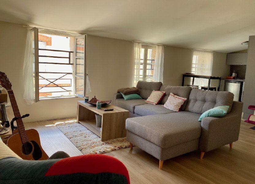 Appartement à louer 67.41m2 à Montauban