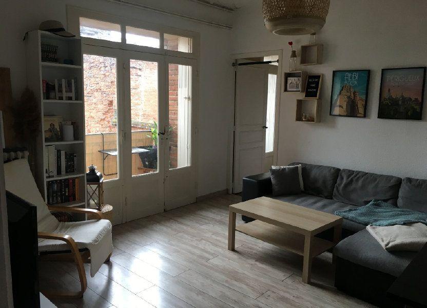 Appartement à louer 47.05m2 à Montauban
