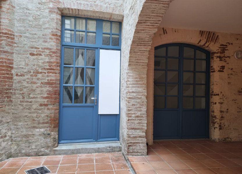 Appartement à louer 26m2 à Montauban