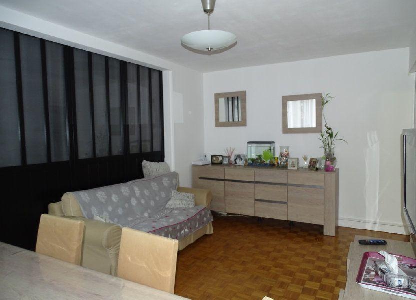 Appartement à vendre 84.23m2 à Saint-Étienne