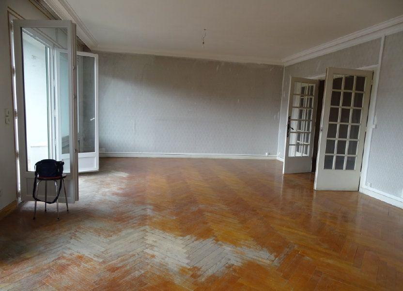 Appartement à vendre 122.3m2 à Saint-Étienne