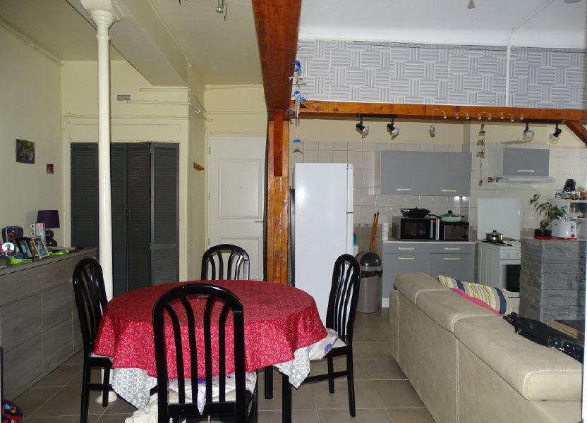 Appartement à vendre 89.73m2 à Saint-Étienne