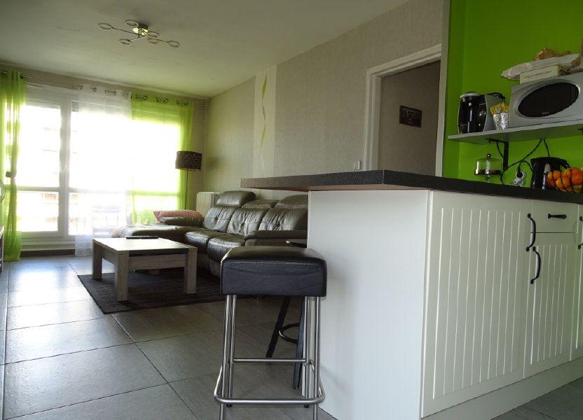 Appartement à vendre 61.1m2 à Saint-Étienne