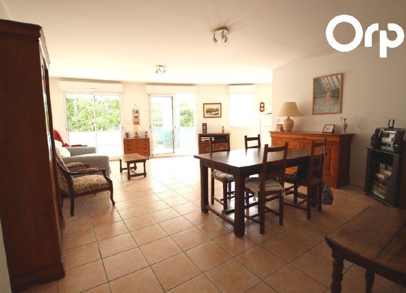 Appartement à vendre 74.5m2 à Royan