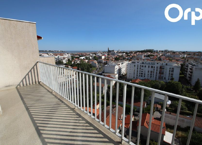 Appartement à vendre 50.2m2 à Royan