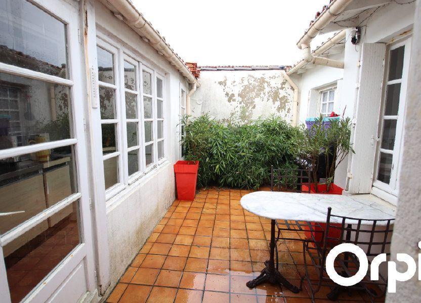 Maison à vendre 45m2 à Talmont-sur-Gironde