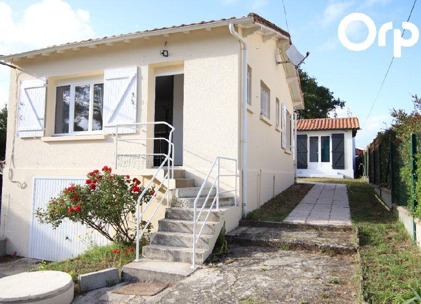 Maison à vendre 130m2 à Saint-Georges-de-Didonne