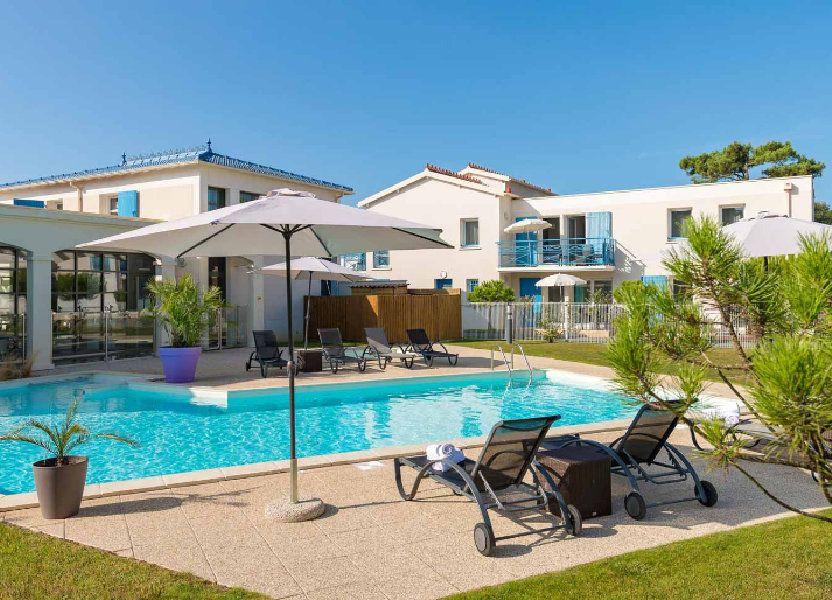 Appartement à vendre 44.62m2 à Saint-Palais-sur-Mer