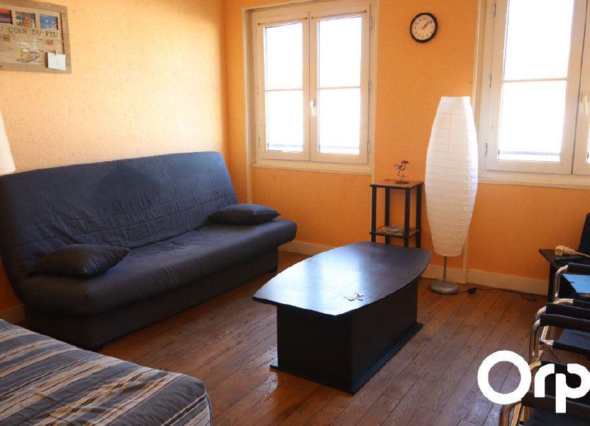 Appartement à vendre 43.7m2 à Royan