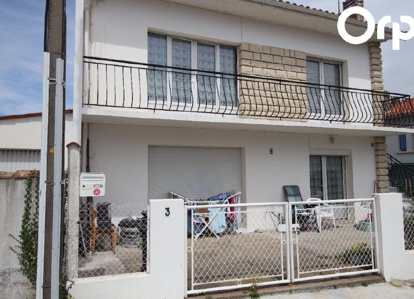 Maison à vendre 93.1m2 à Royan