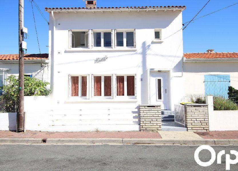 Maison à vendre 69m2 à Royan