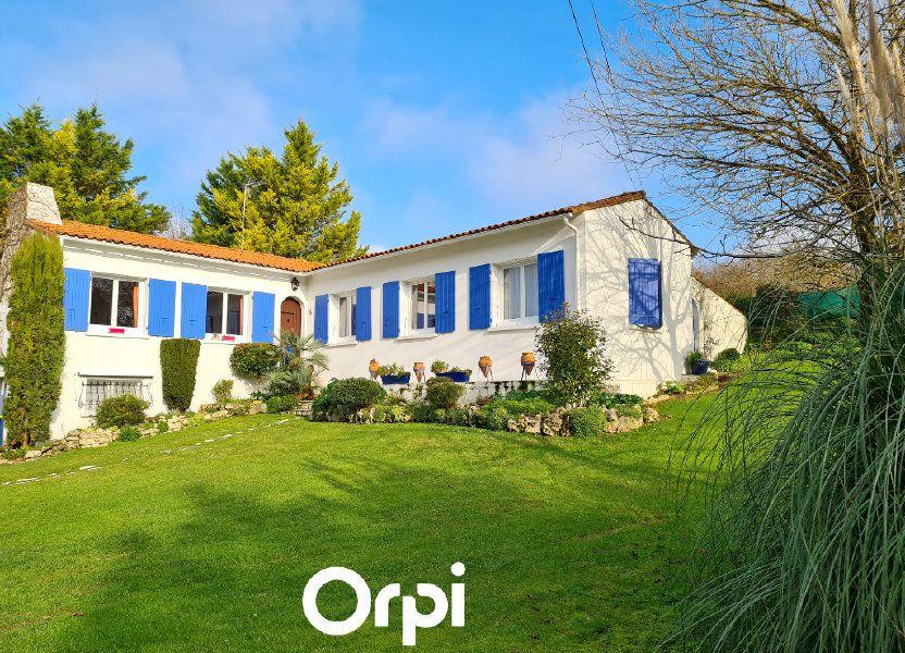 Maison à vendre 125m2 à Saint-Palais-sur-Mer
