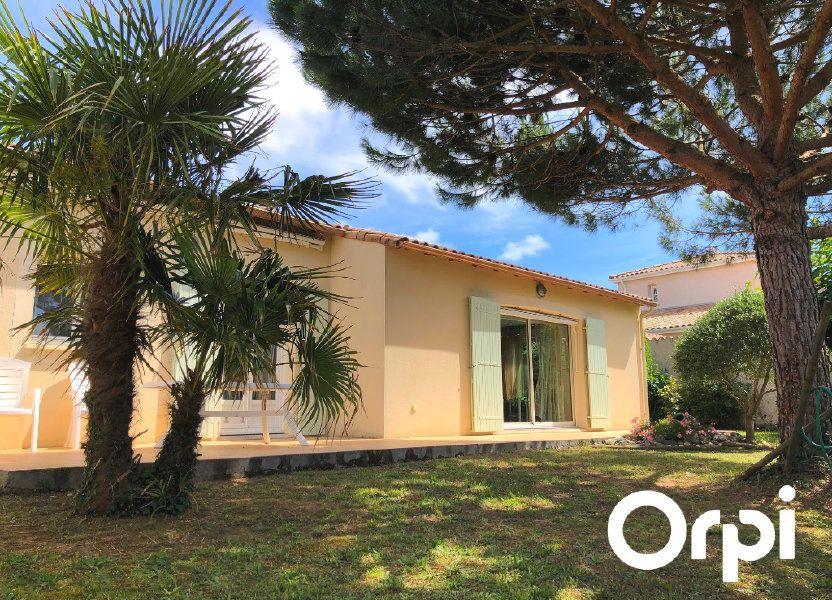 Maison à vendre 128m2 à Saint-Palais-sur-Mer
