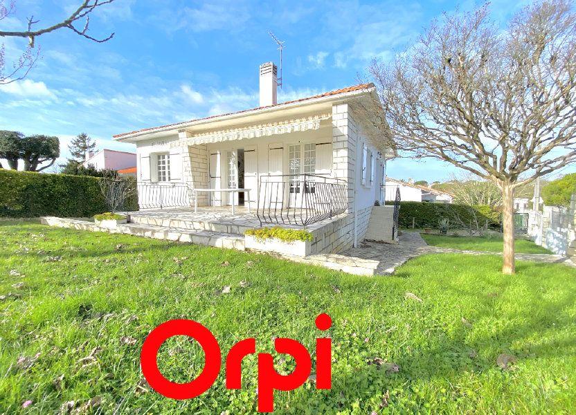 Maison à vendre 100m2 à Saint-Palais-sur-Mer