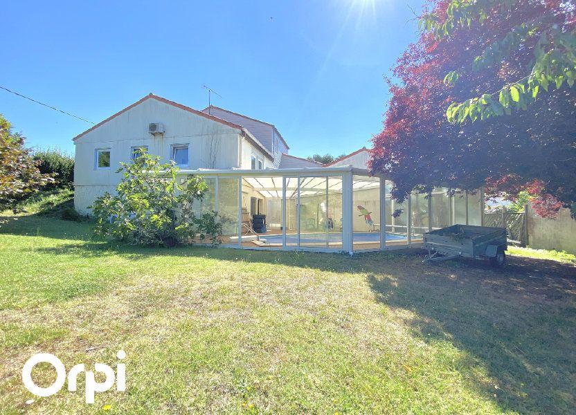 Maison à vendre 200m2 à Saint-Palais-sur-Mer