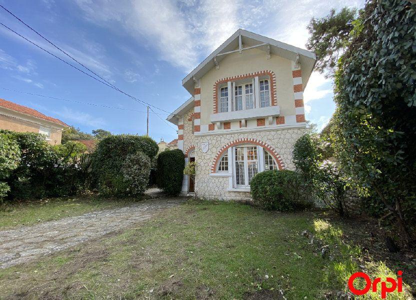 Maison à vendre 76m2 à Saint-Palais-sur-Mer