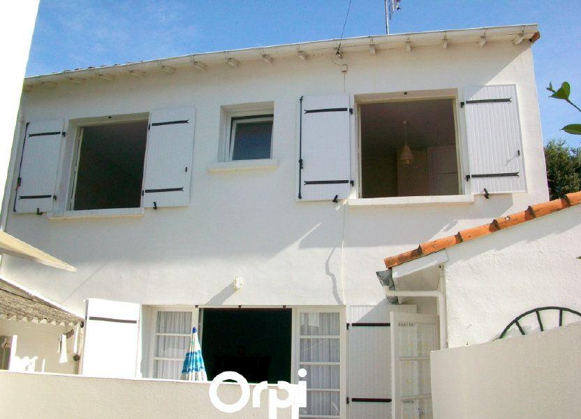 Maison à vendre 143.29m2 à Saint-Palais-sur-Mer