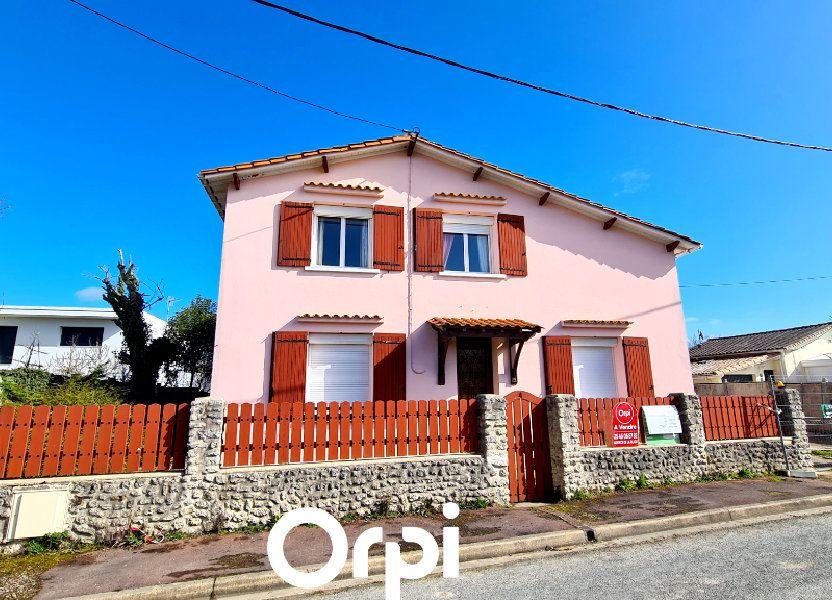 Maison à vendre 255m2 à Saint-Palais-sur-Mer