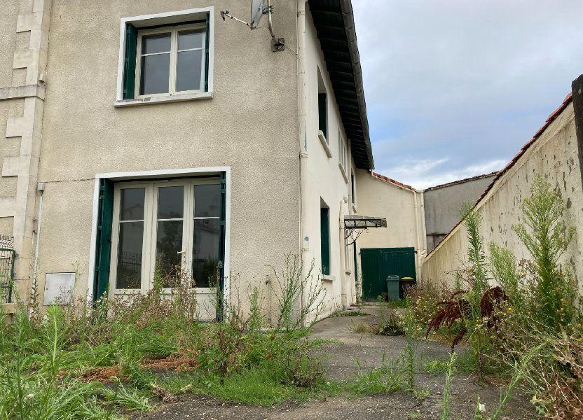 Maison à vendre 90m2 à Saint-Sulpice-de-Royan