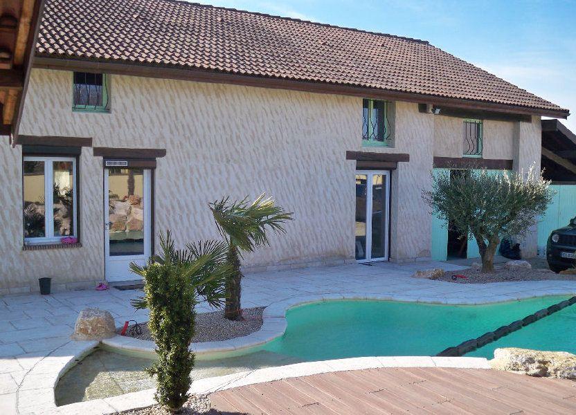 Maison à vendre 214m2 à Péronnas