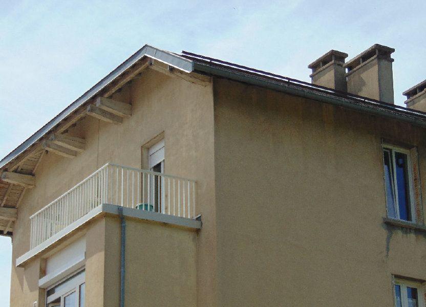 Appartement à vendre 65.3m2 à Hauteville-Lompnes