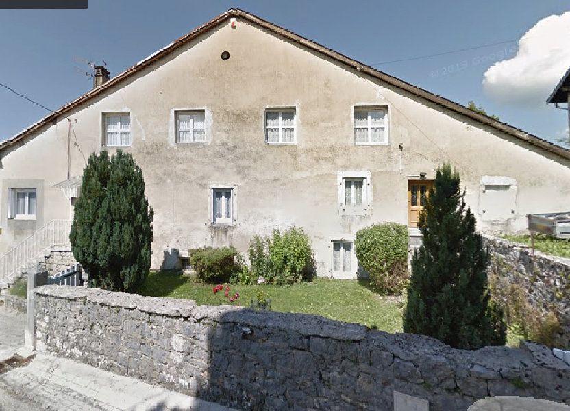 Maison à vendre 228m2 à Hauteville-Lompnes