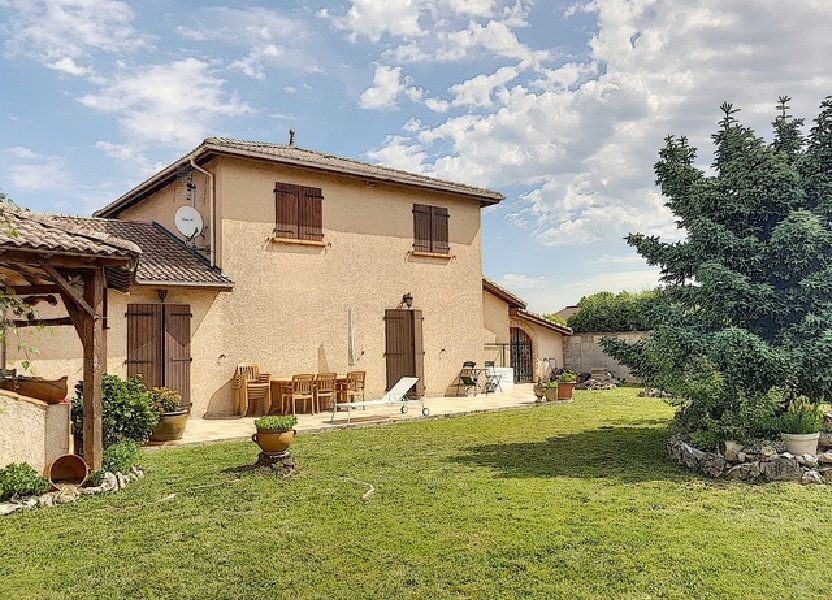 Maison à vendre 124m2 à Saint-Denis-lès-Bourg