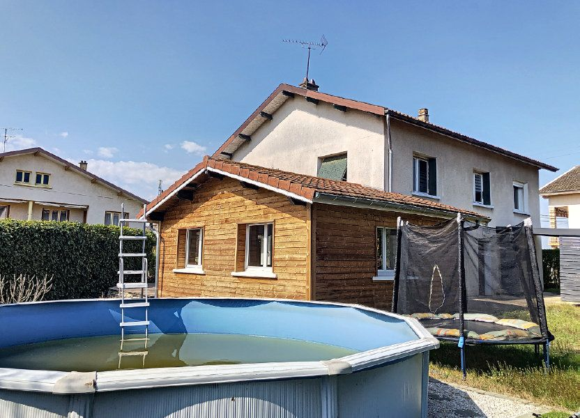 Maison à vendre 150m2 à Péronnas