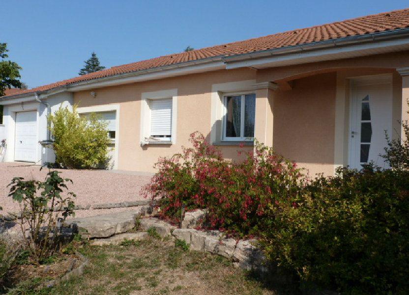 Maison à vendre 113m2 à Chanoz-Châtenay