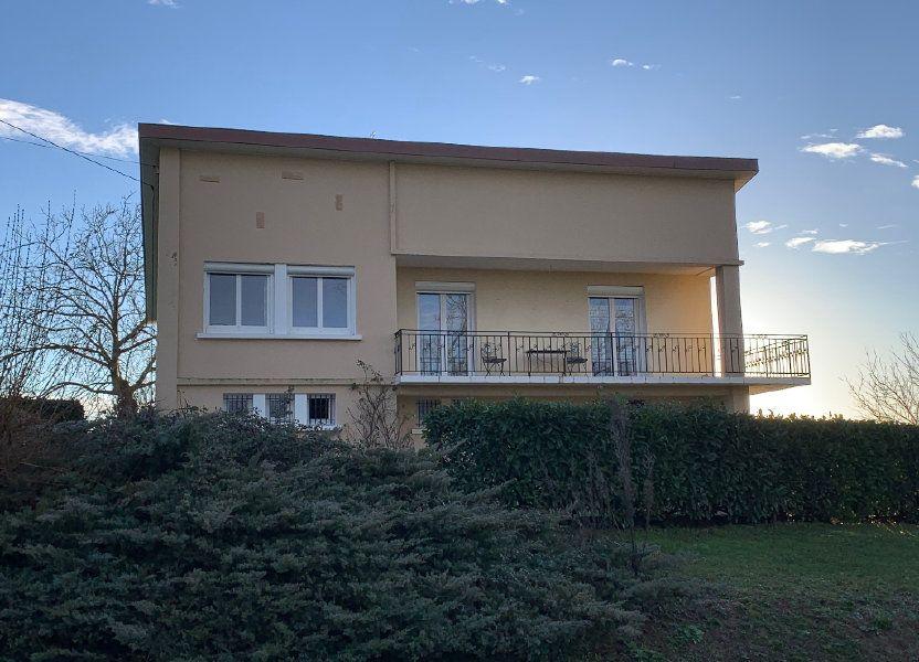Maison à vendre 120m2 à Montrevel-en-Bresse