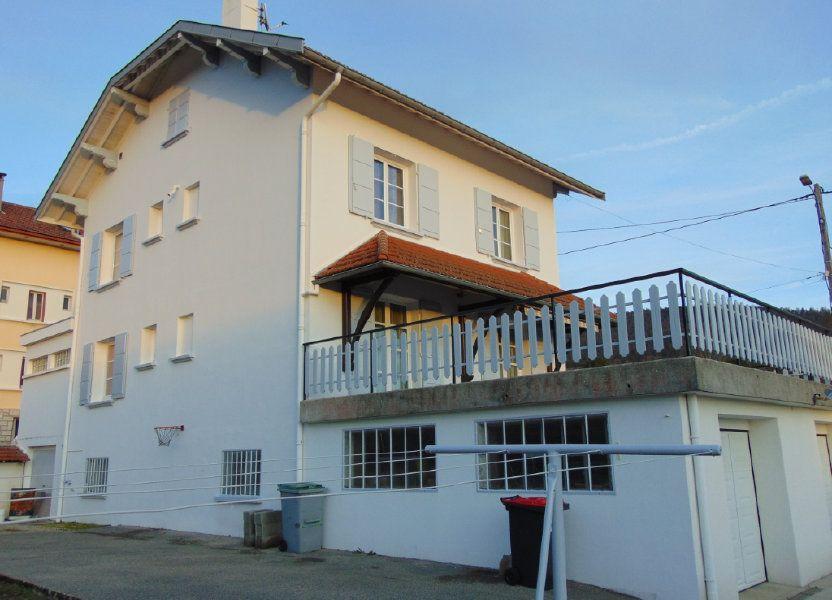 Maison à vendre 160m2 à Hauteville-Lompnes