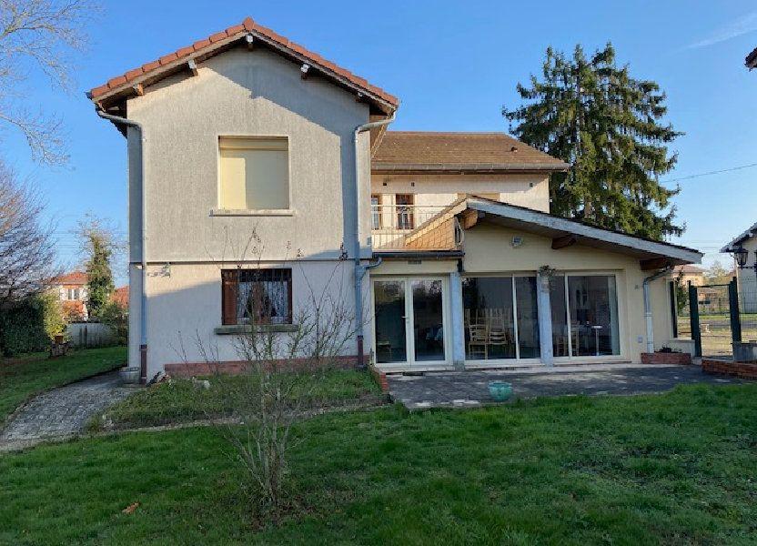 Maison à vendre 138m2 à Bourg-en-Bresse