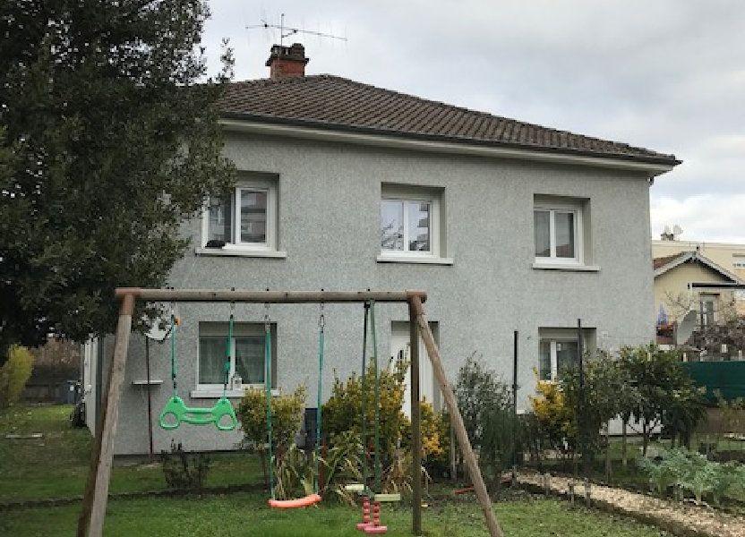 Maison à vendre 200m2 à Bourg-en-Bresse