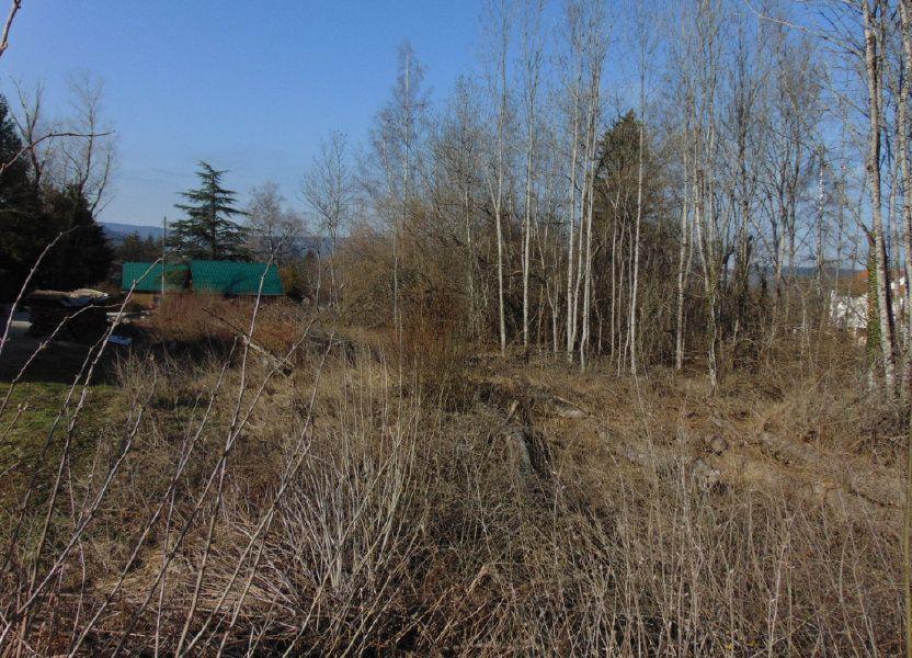Terrain à vendre 2707m2 à Hauteville-Lompnes