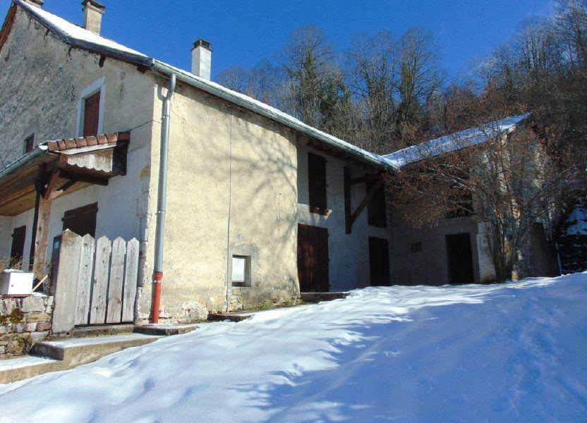 Maison à vendre 116m2 à Cormaranche-en-Bugey