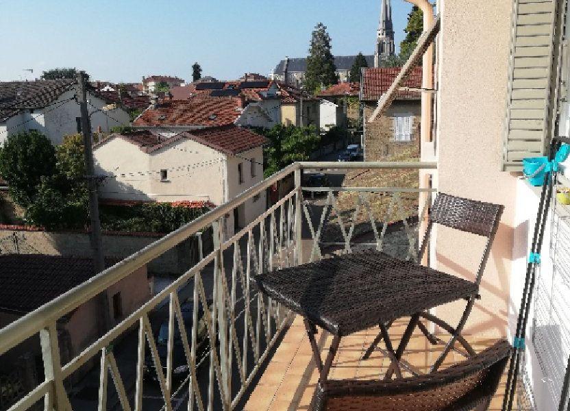 Appartement à vendre 68m2 à Bourg-en-Bresse
