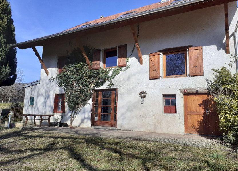 Maison à vendre 170m2 à Champagne-en-Valromey