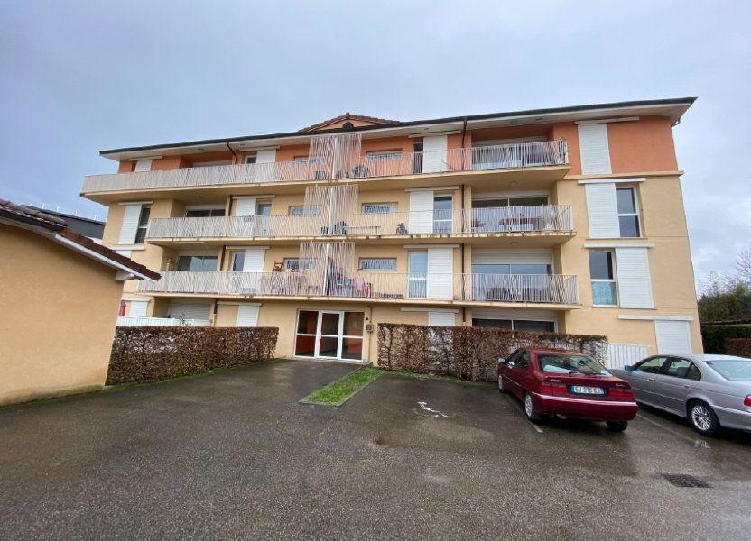 Appartement à vendre 87.55m2 à Attignat