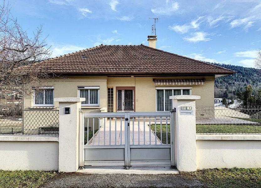 Maison à vendre 110m2 à Martignat