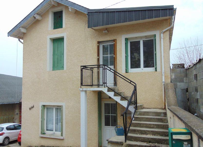 Maison à vendre 110m2 à Hauteville-Lompnes