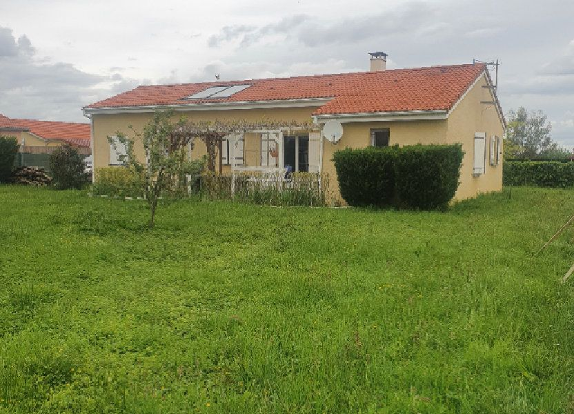 Maison à vendre 110m2 à Saint-André-sur-Vieux-Jonc