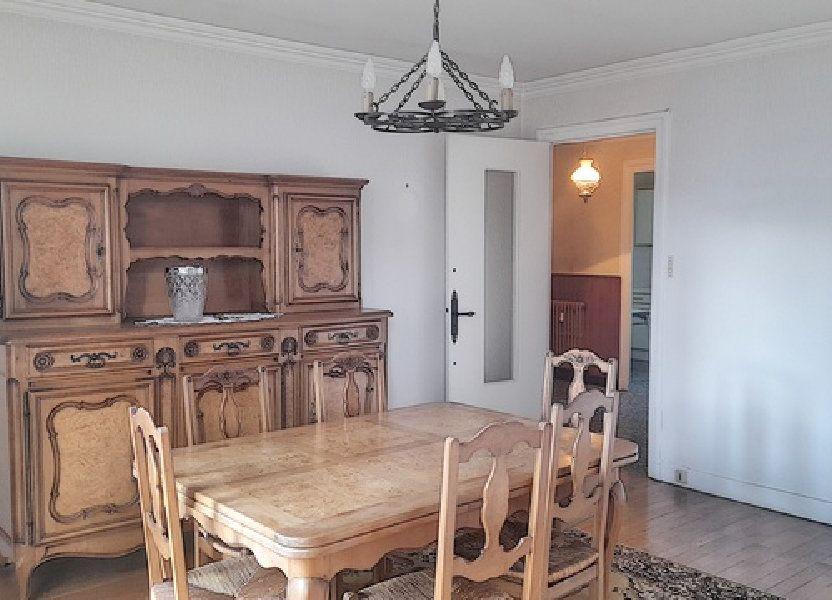 Appartement à vendre 72m2 à Bourg-en-Bresse