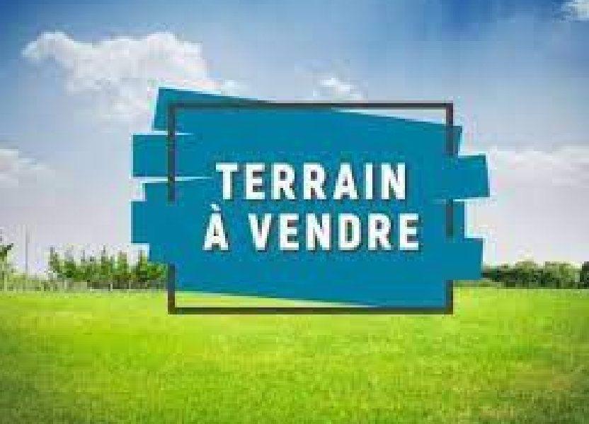 Terrain à vendre 796m2 à Bourg-en-Bresse