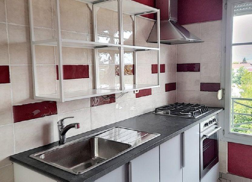 Appartement à vendre 49.31m2 à Bourg-en-Bresse